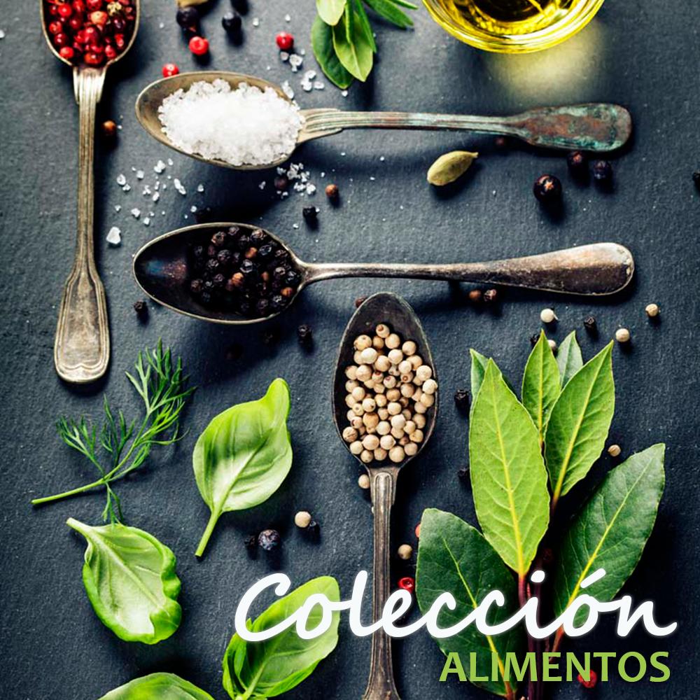 Barras Madera Colección Colores